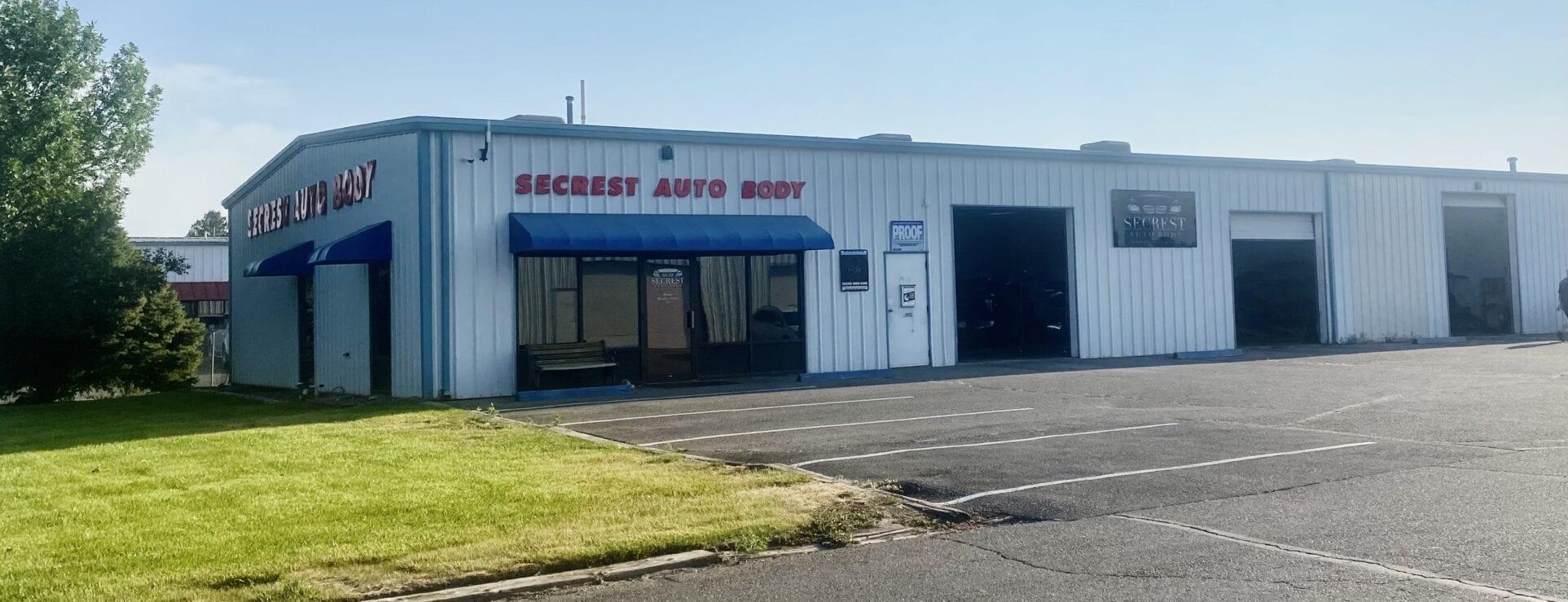 Secrest Auto Body Shop